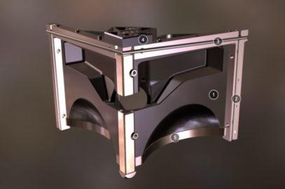 Corner Finisher 3d Model