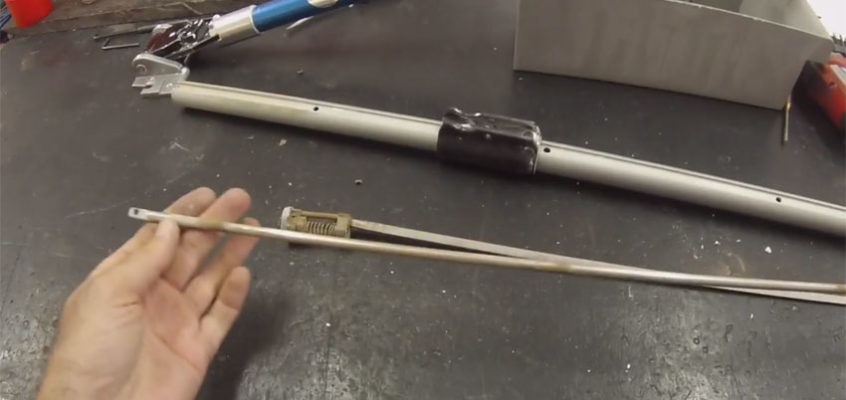 Extendable Handle Repair