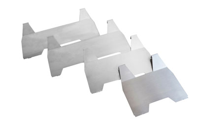 Reducer Plate set