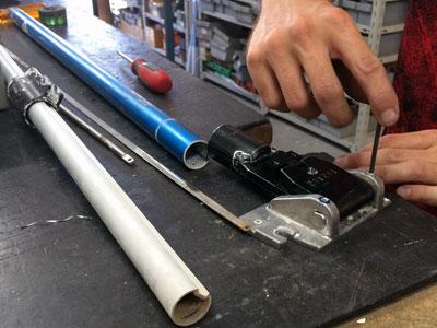 Handle repairs
