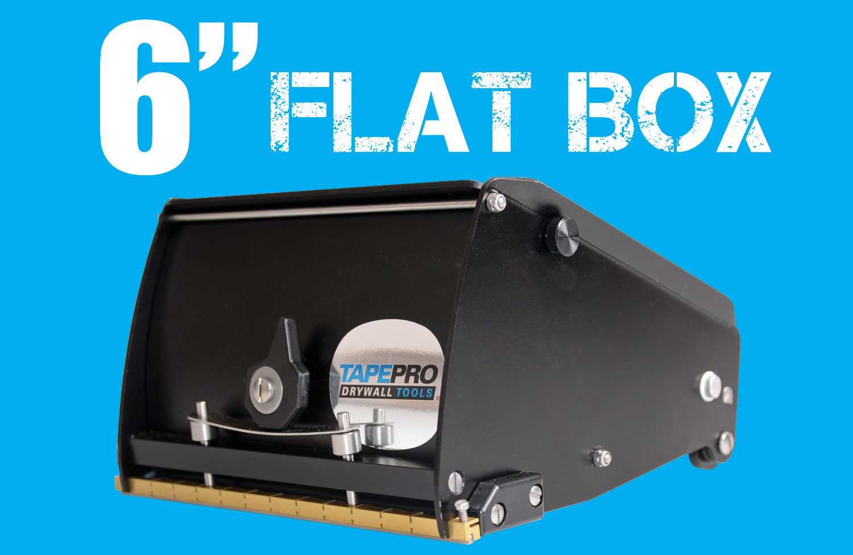 "6"" Flat Box"