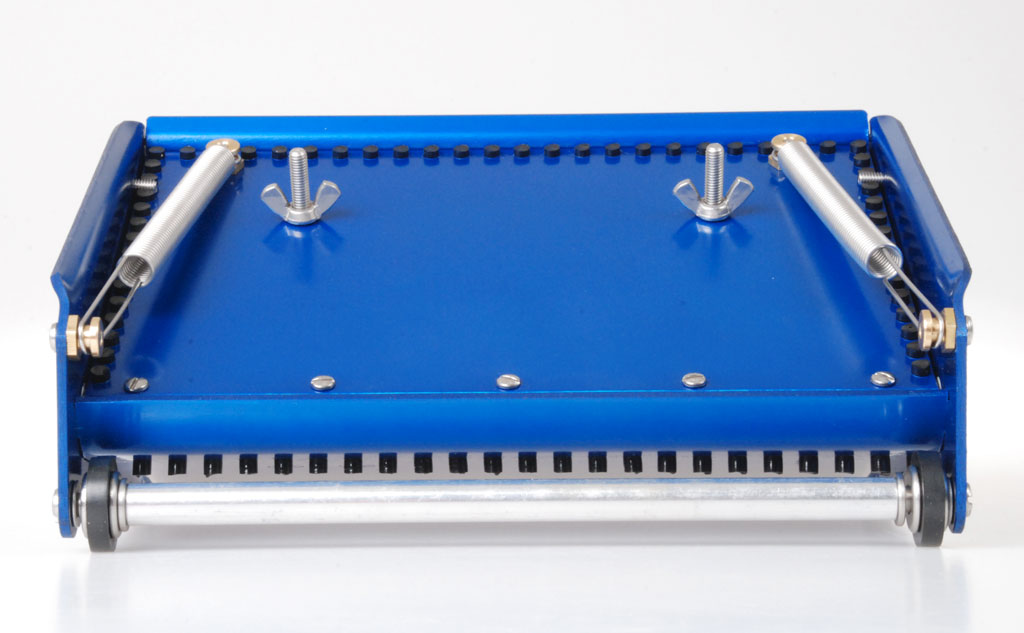 Blue2 Flat Box
